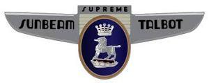 Chrysler Talbot Sunbeam logo